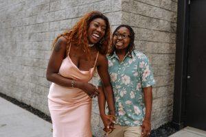 Trans woman in love